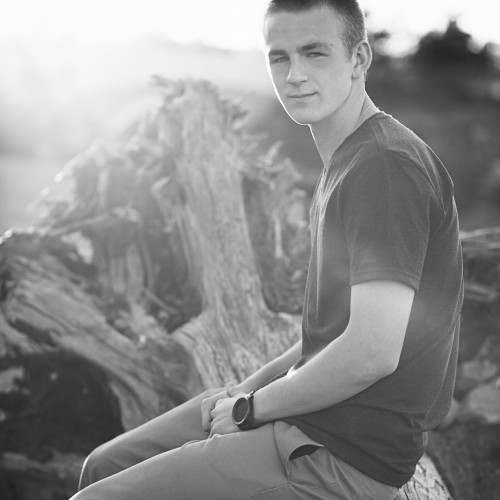 Jacob: Senior Portrait Session