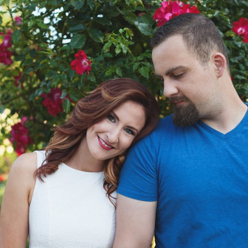 Lindsay and Alex: Tacoma Engagement Session: Tacoma Portrait Photographer