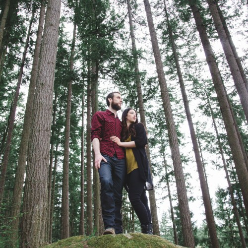 Mayce and Jared: The Proposal: Tacoma and Seattle Photographer
